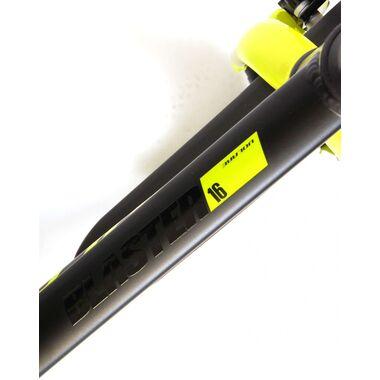Volare Blaster Kinderfiets - Jongens - 16 inch  - Zwart Groen - Prime Collection