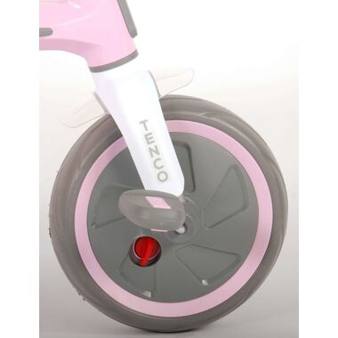QPlay Driewieler Tenco - Meisjes - Pastel Roze