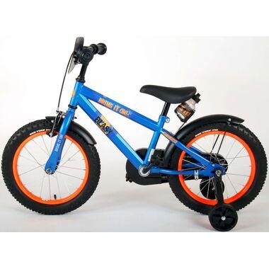 NERF Kinderfiets - Jongens - 16 inch - Satin Blue