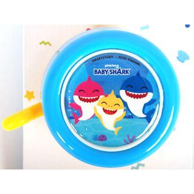 Baby Shark Fietsbel - Kinderen - Blauw