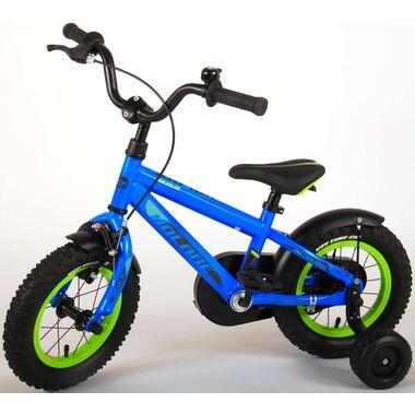 Volare Rocky Kinderfiets - Jongens - 12 inch - Blauw - 95% afgemonteerd - Prime Collection