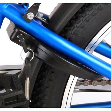 Volare Cross Kinderfiets - Jongens - 20 inch - Blauw Groen - Shimano Nexus 3 versnellingen - Prime Collection