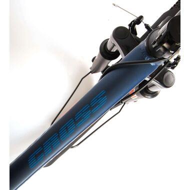 Volare Cross Kinderfiets - Jongens - 24 inch - Blauw - 6 versnellingen - Prime Collection