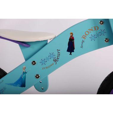Disney Frozen houten loopfiets 12 inch OUTLET